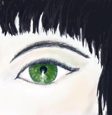 1-007 Darla's emerald eye 4 k
