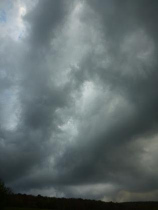 Portal driving storm